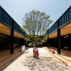 OA Kindergarten - Courtyard