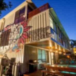 31 Shipping Container Home - Exterior/Outdoor Area