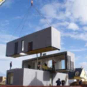Cross Box - Exterior/Construction