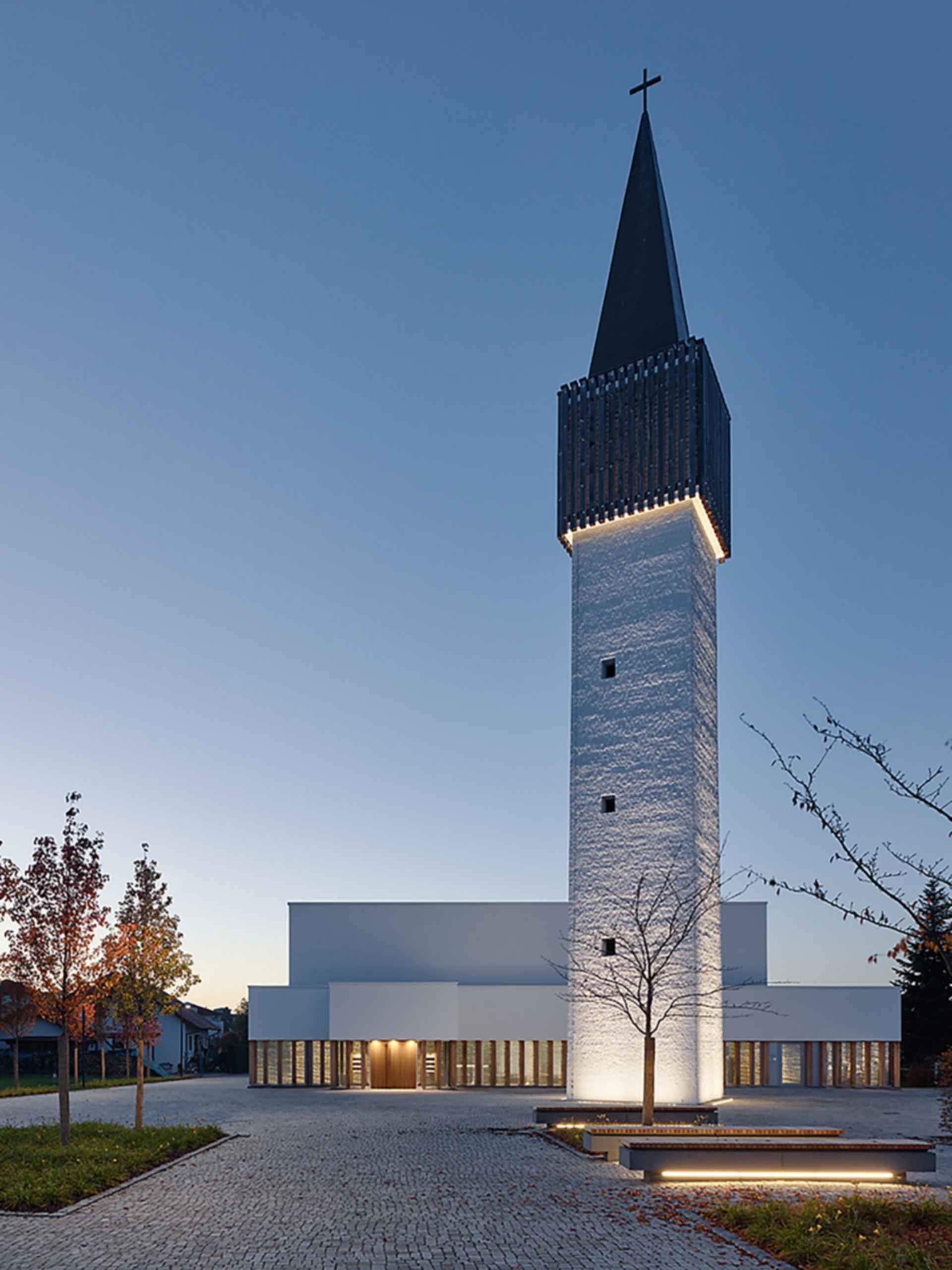 St Paulus Church Exterior Modlar Com