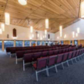 Christchurch North Methodist Church - Interior