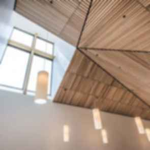 Christchurch North Methodist Church - Interior/Roof