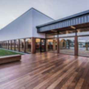 Christchurch North Methodist Church - Exterior/Decking