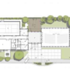 Christchurch North Methodist Church - Site Plan