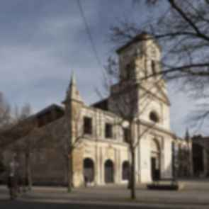 Monastery of San Juan - Exterior/Street View