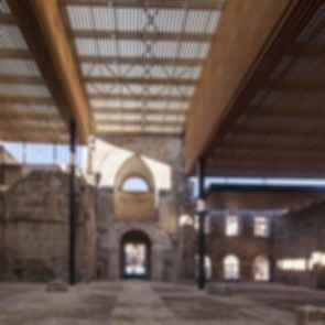Monastery of San Juan - Interior