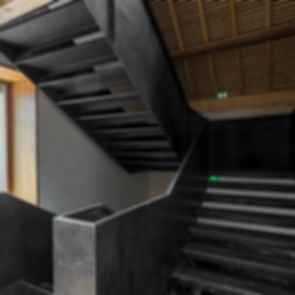 Church Renovation - Interior/Stairs