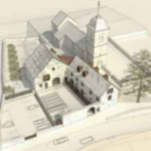 Church Renovation - Concept Design