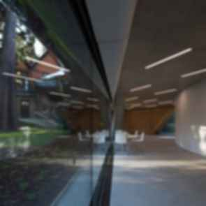 The Investcorp Building - Interior
