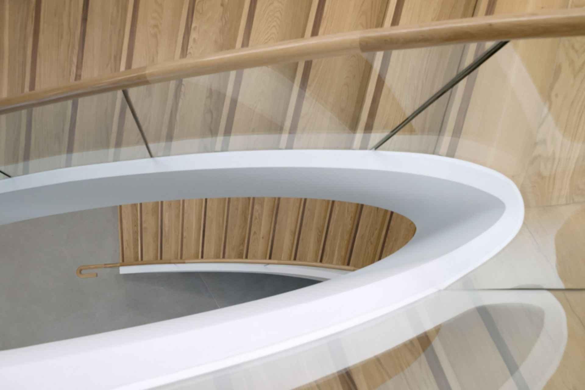 The Investcorp Building - Interior