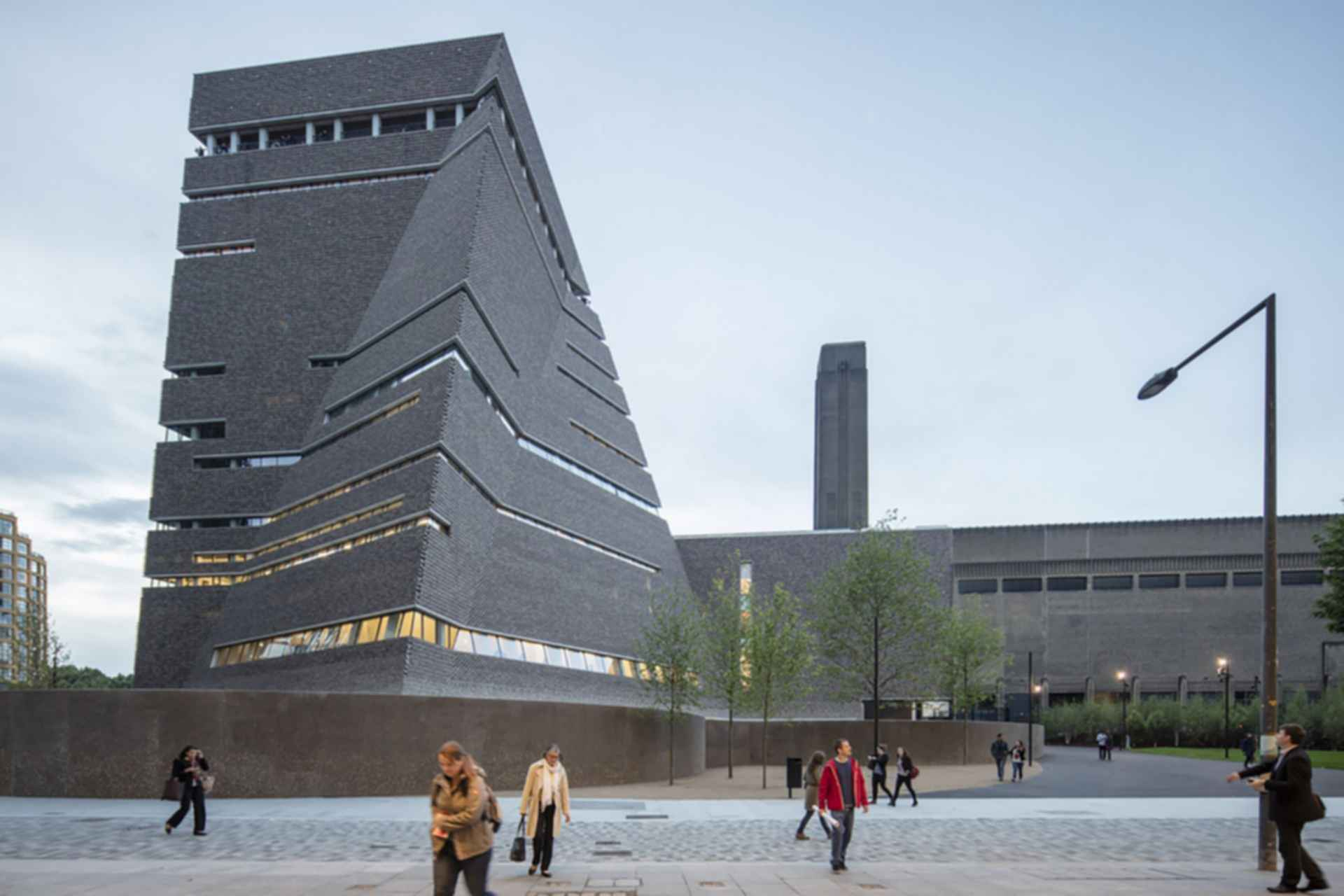 Tate Modern/Switch House extension - Exterior/Street View