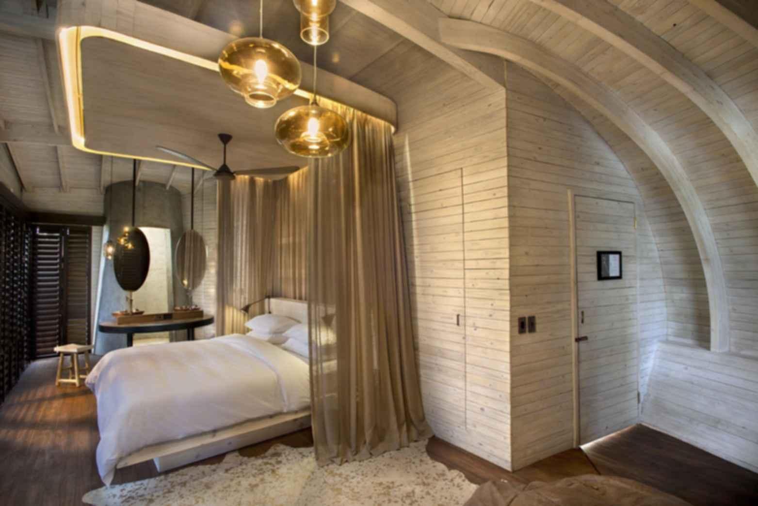 Sandibe Okavango Safari Lodge - Bedroom