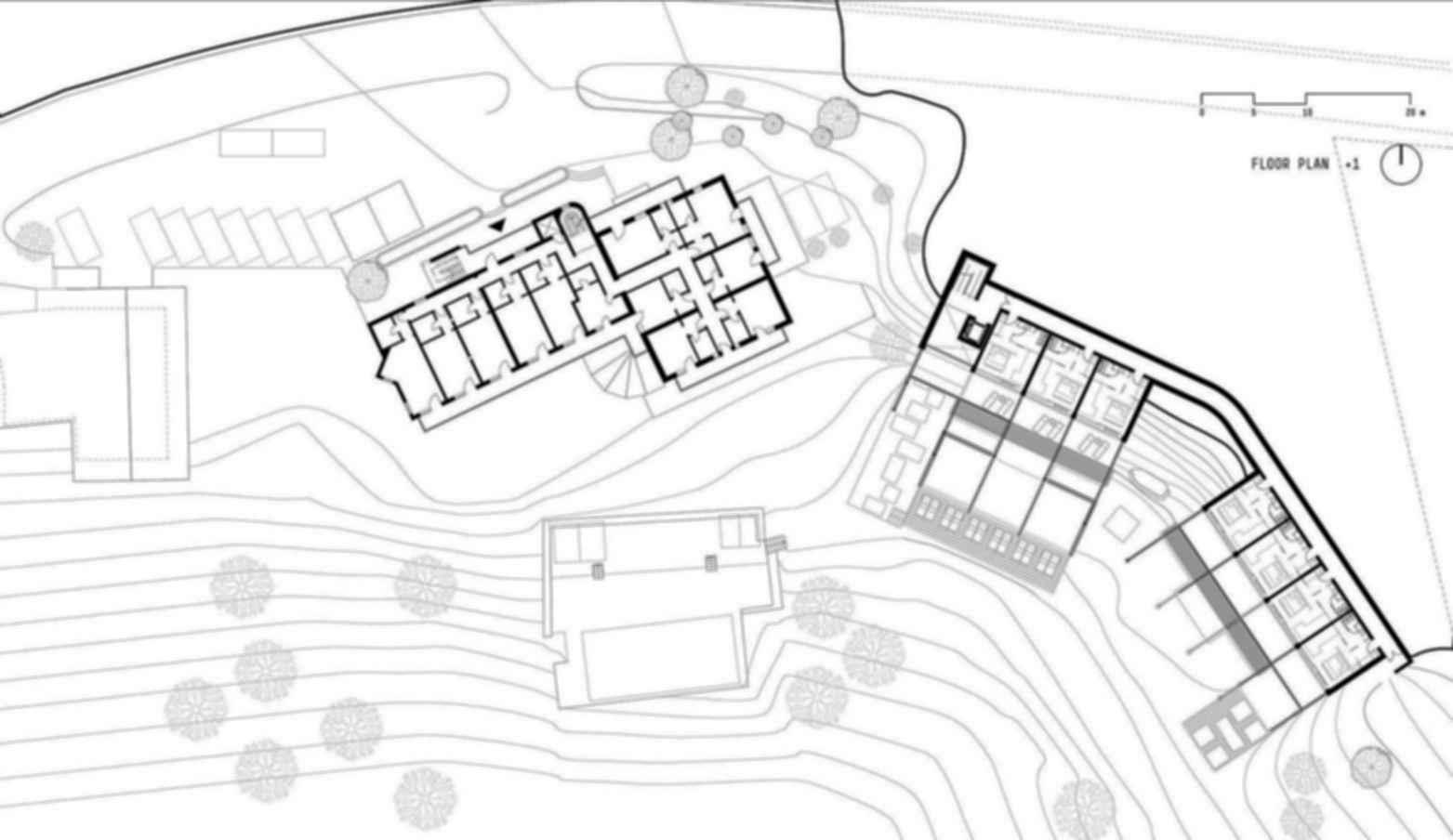 Valentinerhof - Site Plan