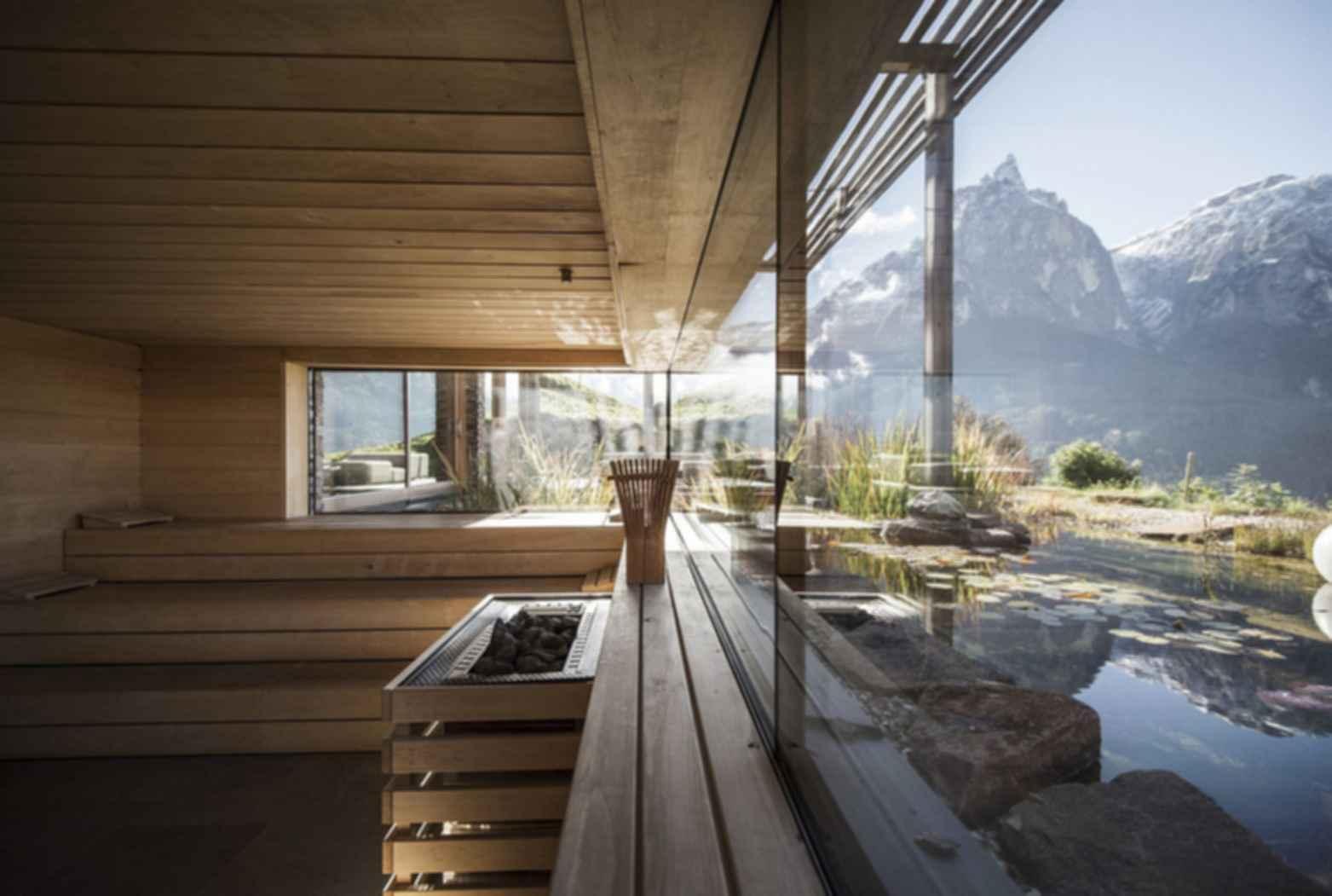 Valentinerhof - Interior/Sauna
