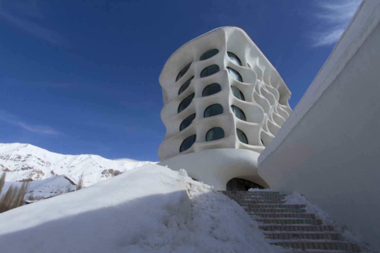 Barin Ski Resort - Exterior/Entrance