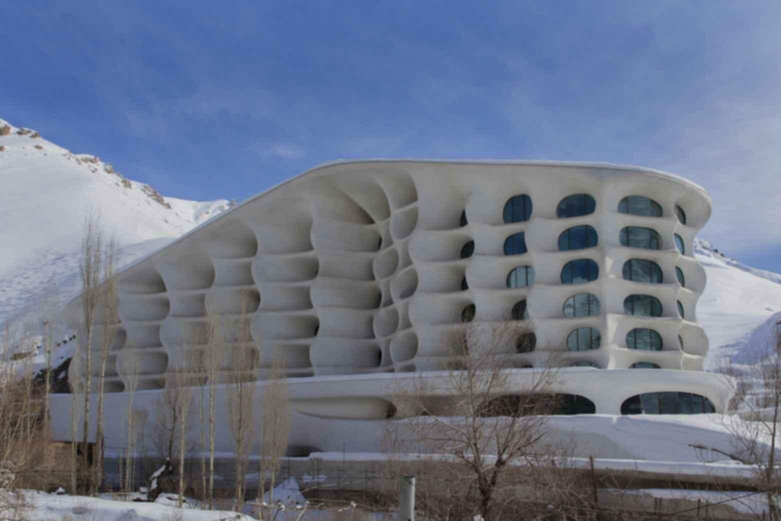 Barin Ski Resort - Exterior/Landscape