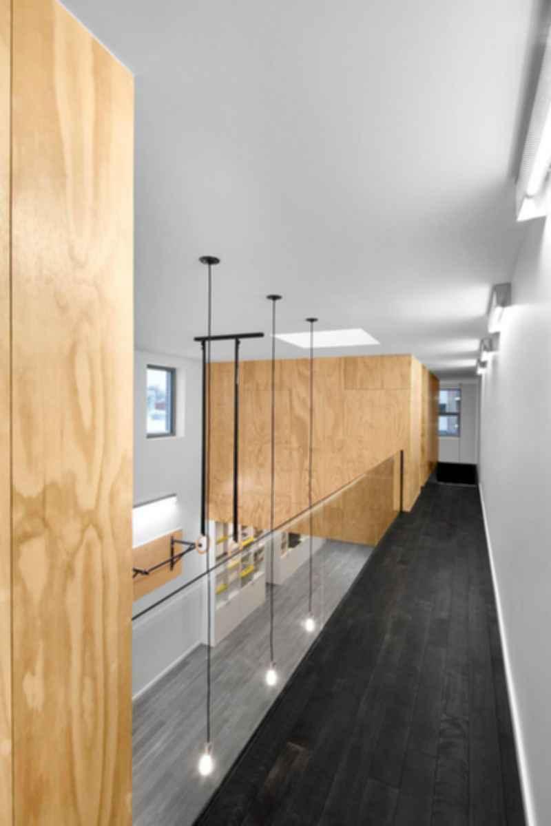 A Home for Gymnasts - Interior
