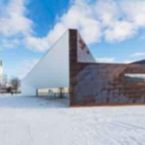 Seinajoki City Library - Exterior Concept
