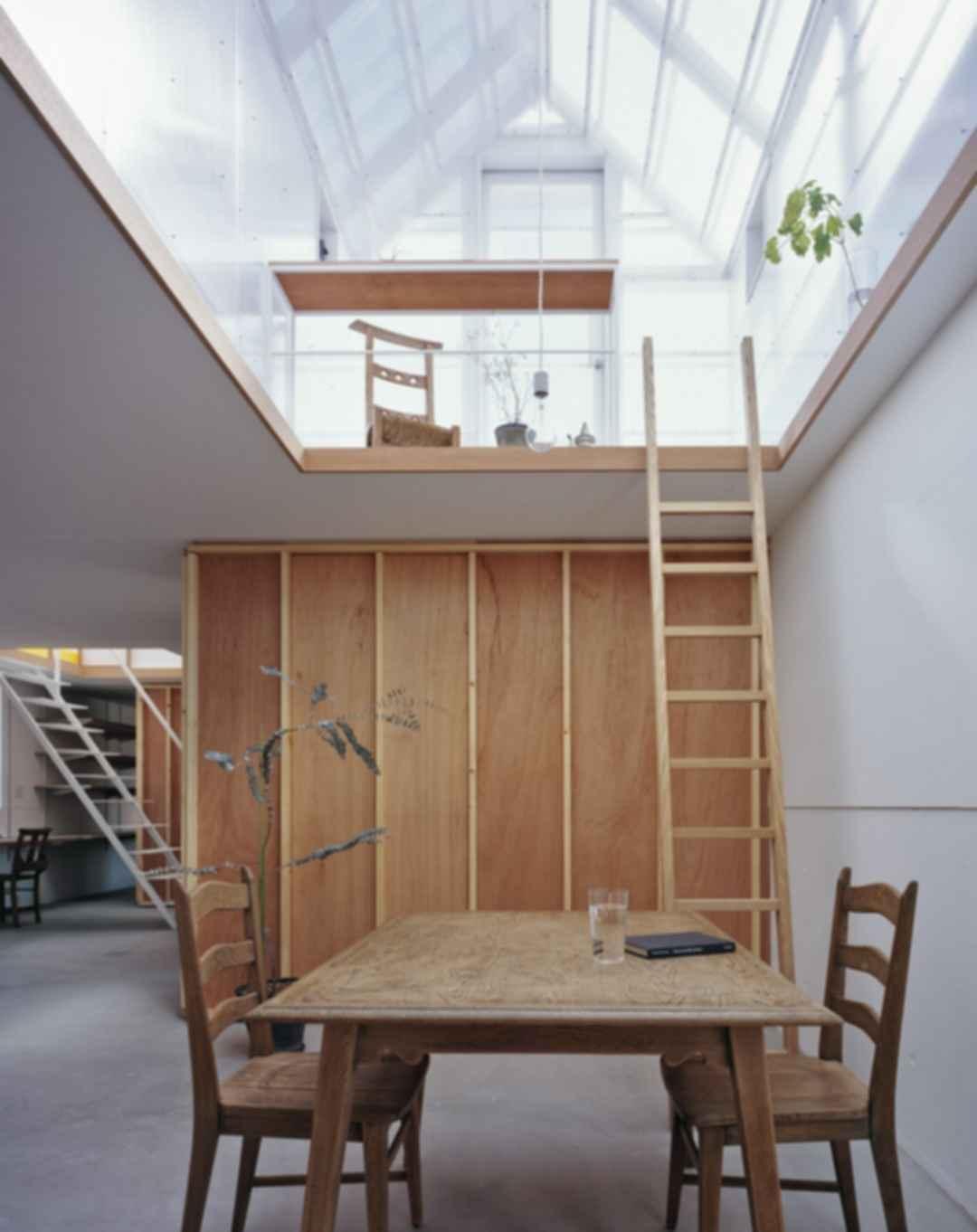 A Home for Climbers - Interior