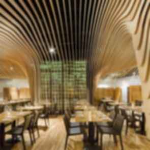 BanQ Restaurant - Dining Area