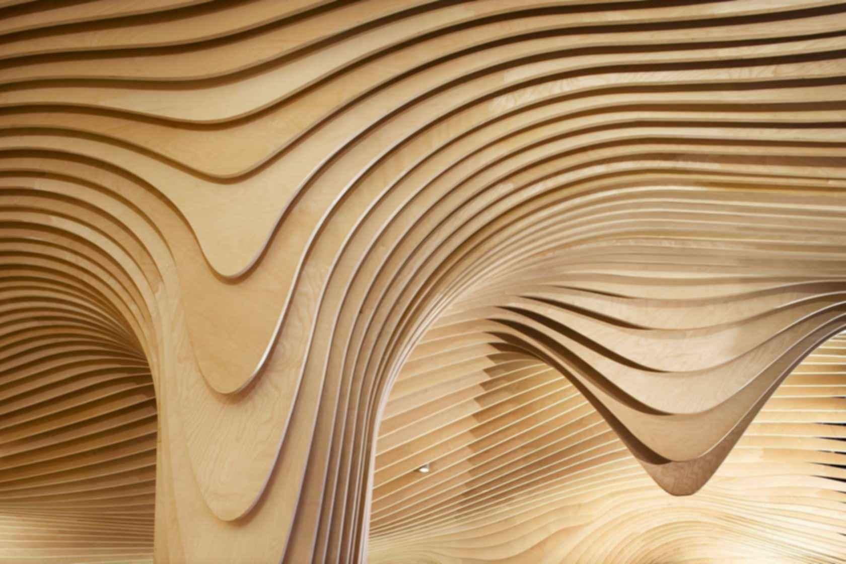 BanQ Restaurant - Interior/Ceiling