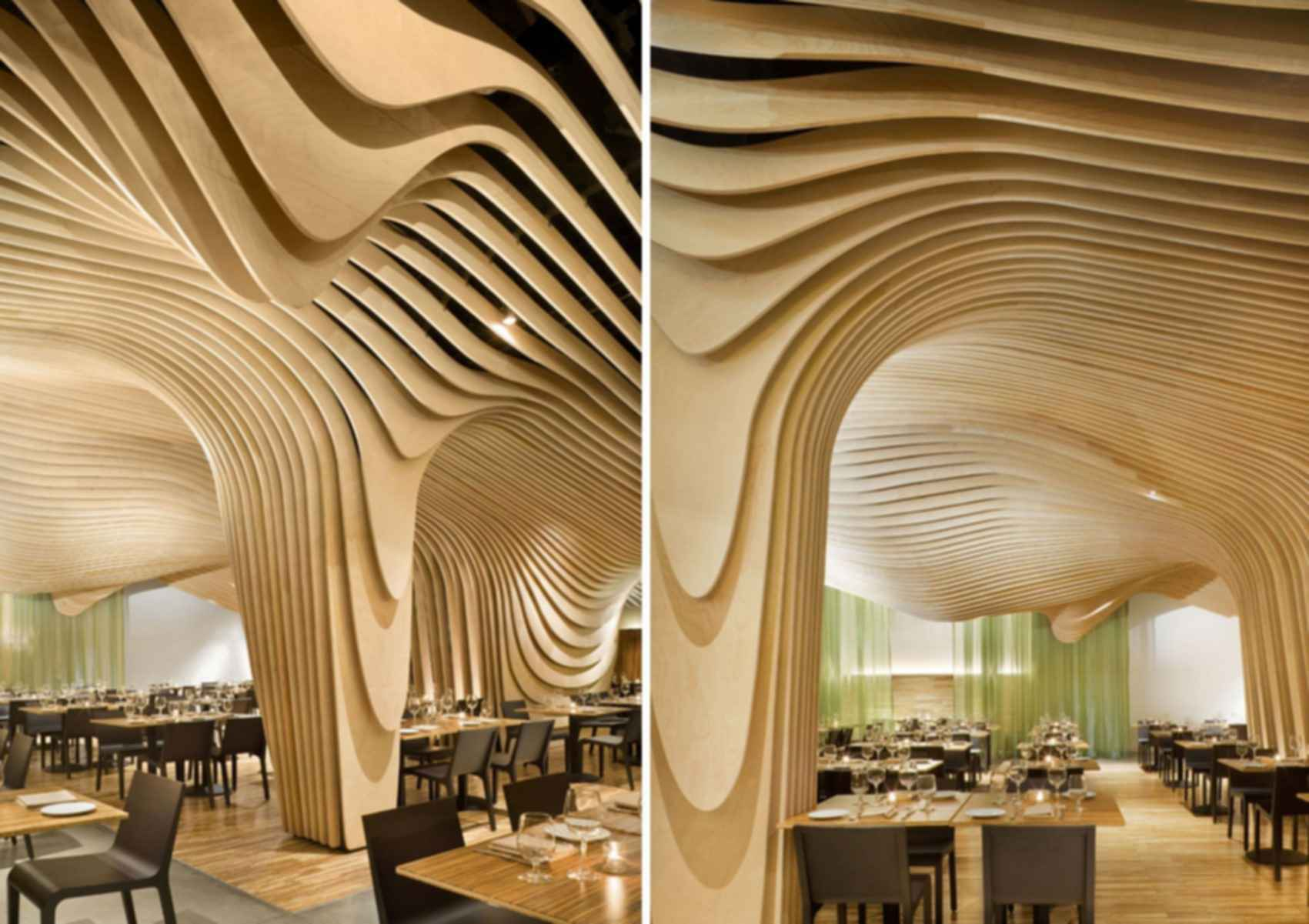 BanQ Restaurant - Interior/Dining Area