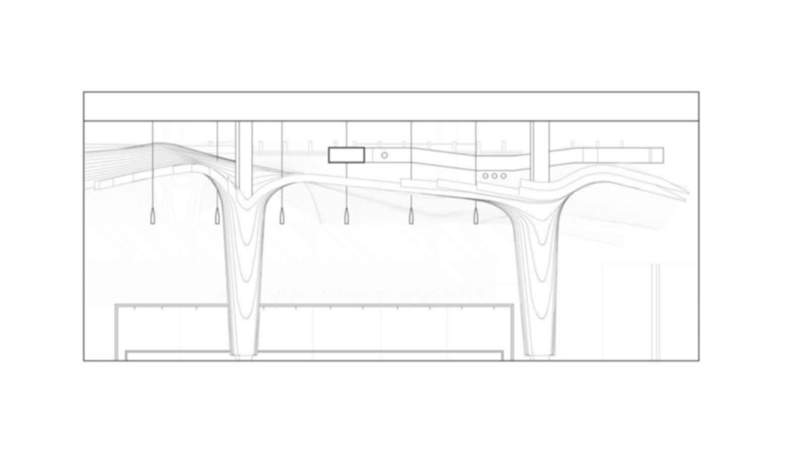 BanQ Restaurant - Concept Design