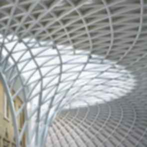 King's Cross Station - Structure