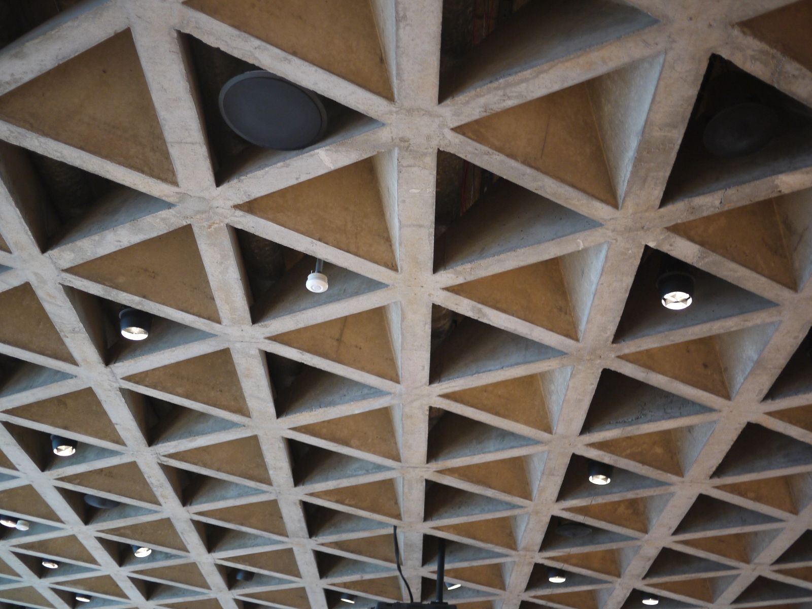 Yale University Art Gallery Ceiling Modlar Com