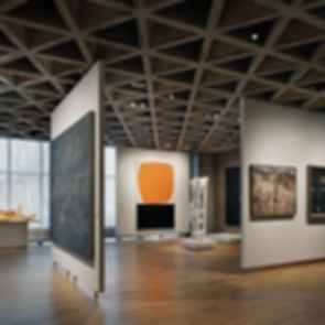Yale University Art Gallery - Interior/Artwork