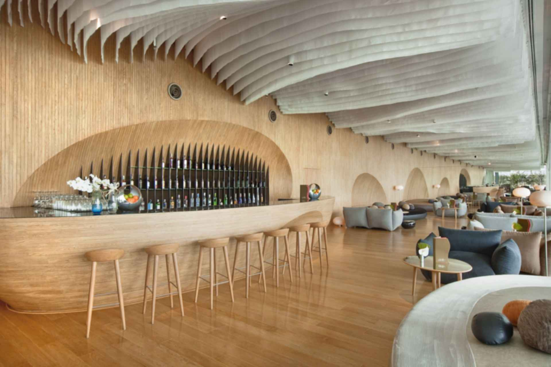 Hilton Pattaya - Bar