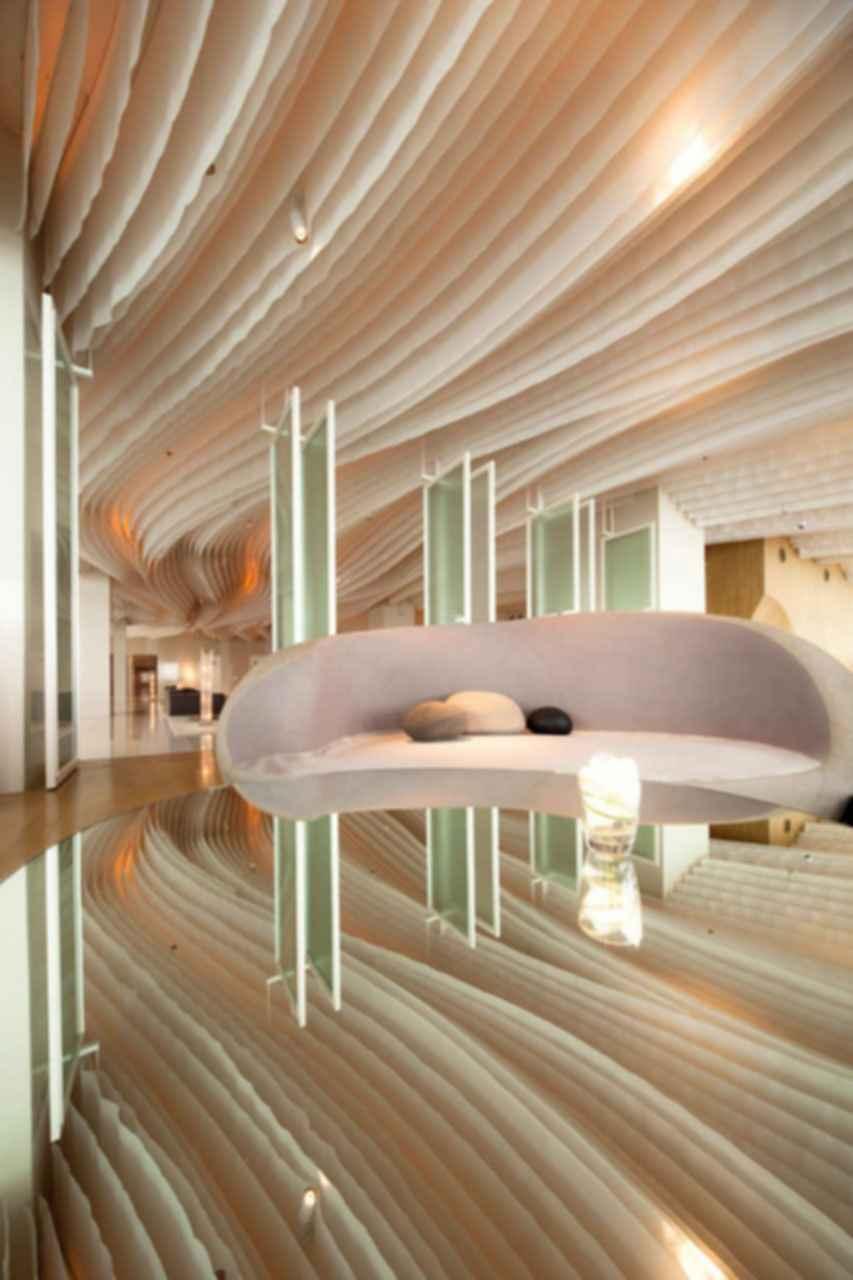 Hilton Pattaya - Ceiling Detail