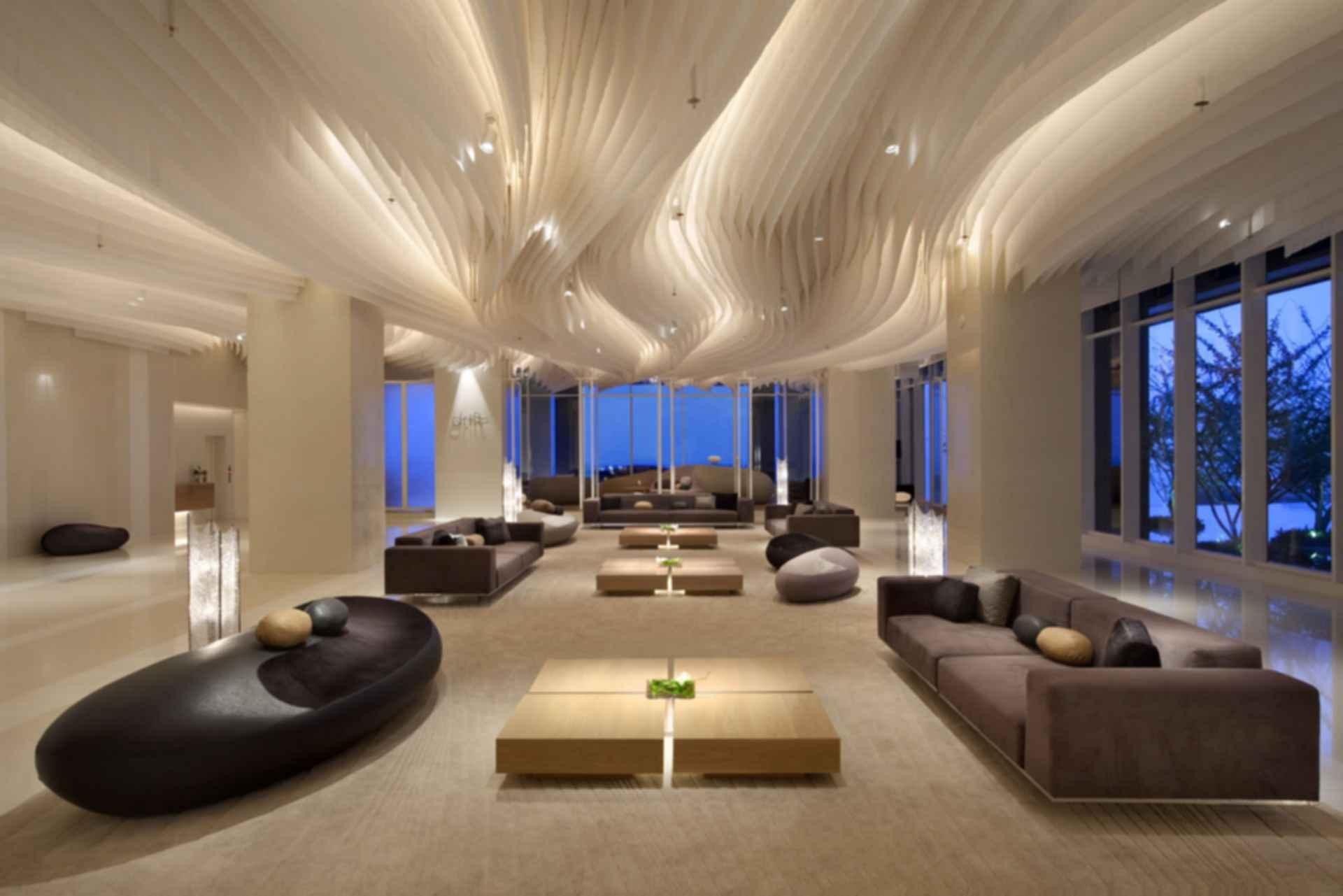 Hilton Pattaya - Lounge Area