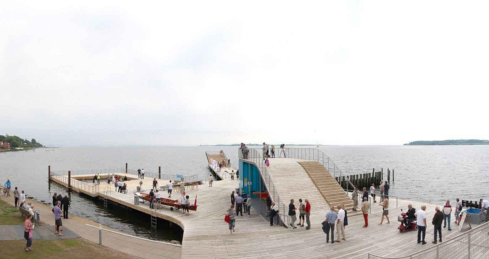 Faaborg Harbor Bath - Pier/Landscape