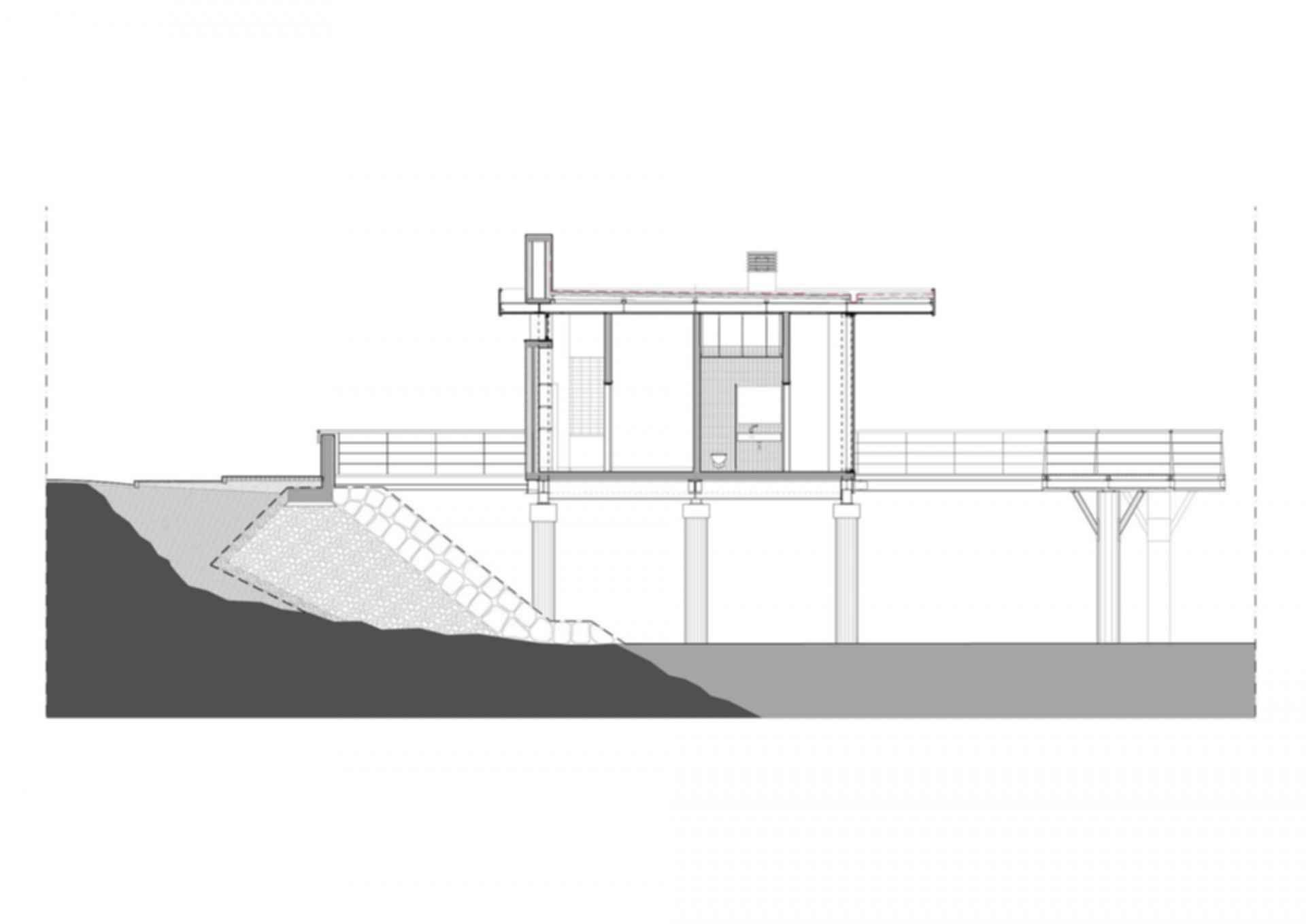 Fluvial and Tourist Quay of Folgosa - Concept Design