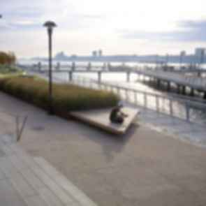 West Harlem Piers Park - On the Pier