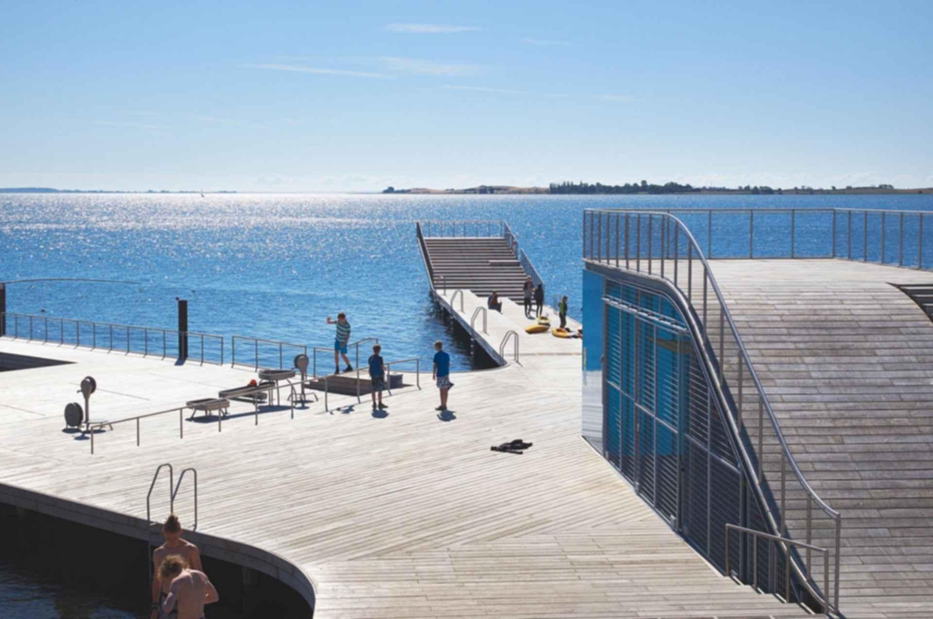 Kalvebod Waves - On the Pier