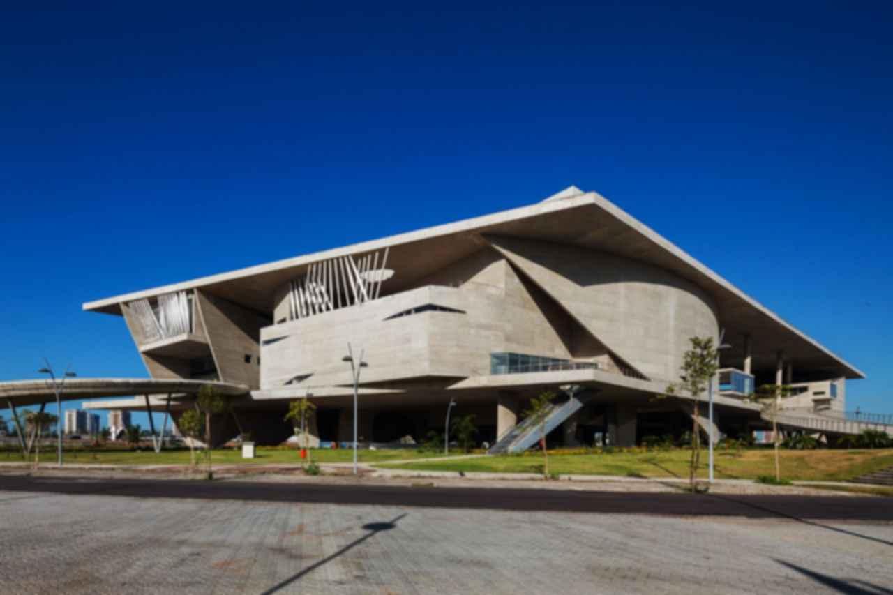 Cidade das Artes - Exterior/front