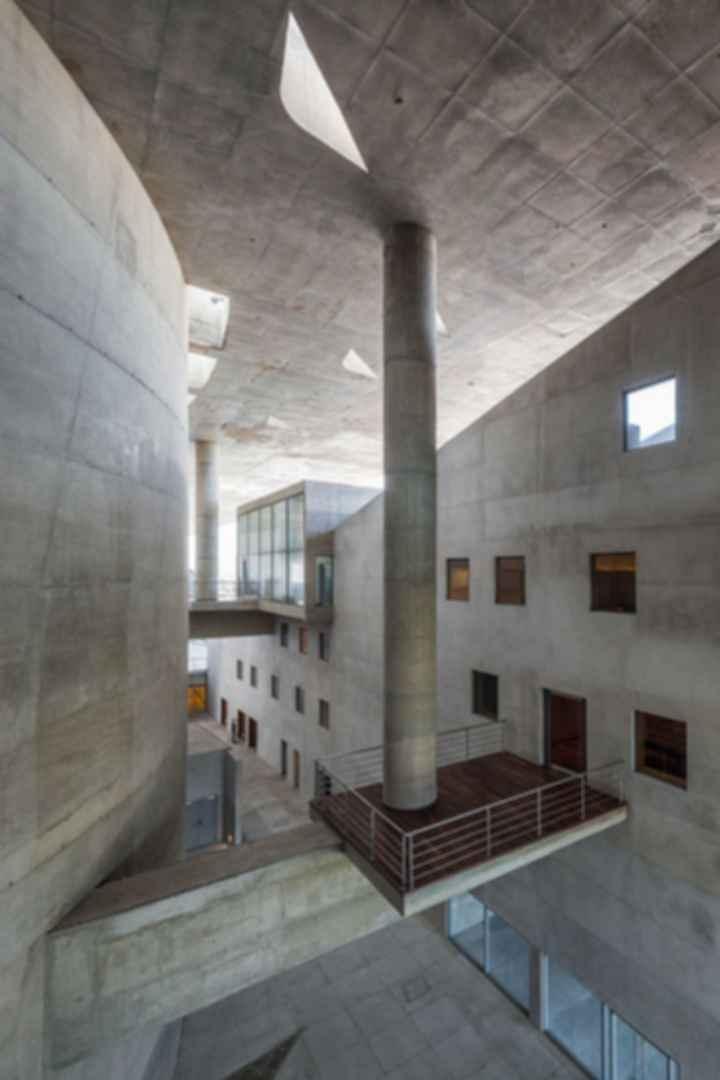 Cidade das Artes - Interior Hallway