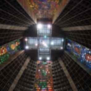 Metropolitan (St. Sebastian) Cathedral - interior