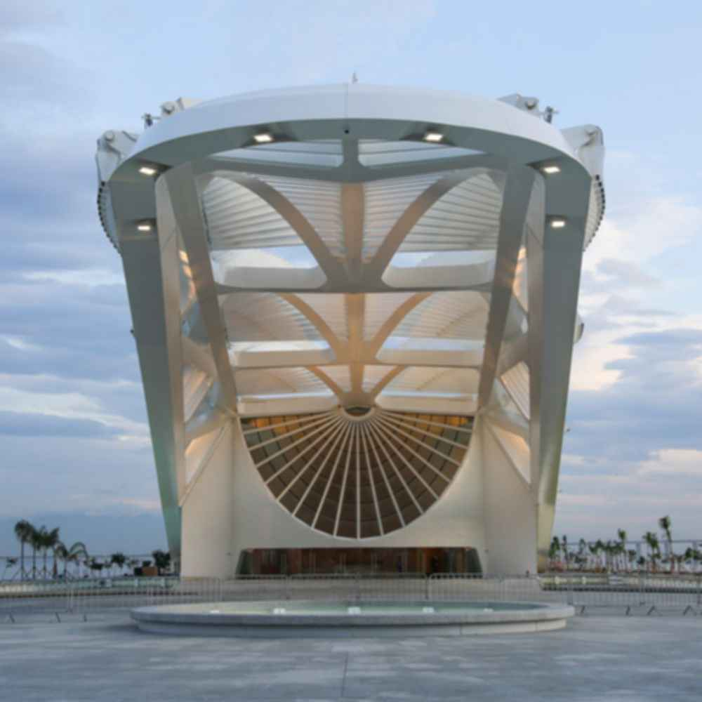 Museum of Tomorrow - Exterior