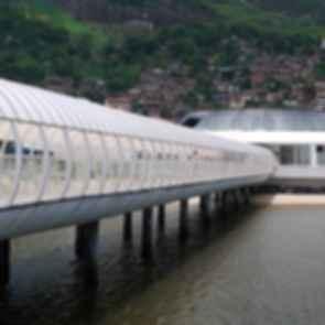Charitas Waterway Station - Exterior