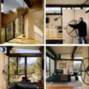 Delta Shelter - A transforming Cabin