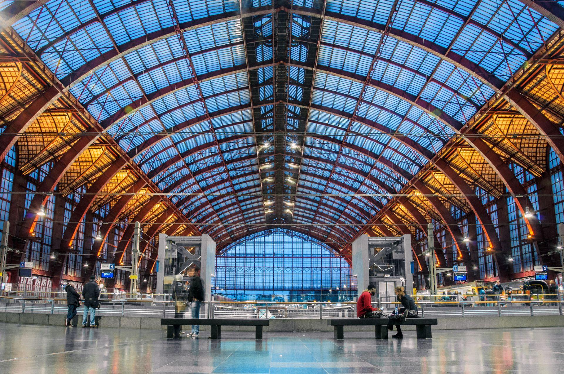 Majestic Train Stations