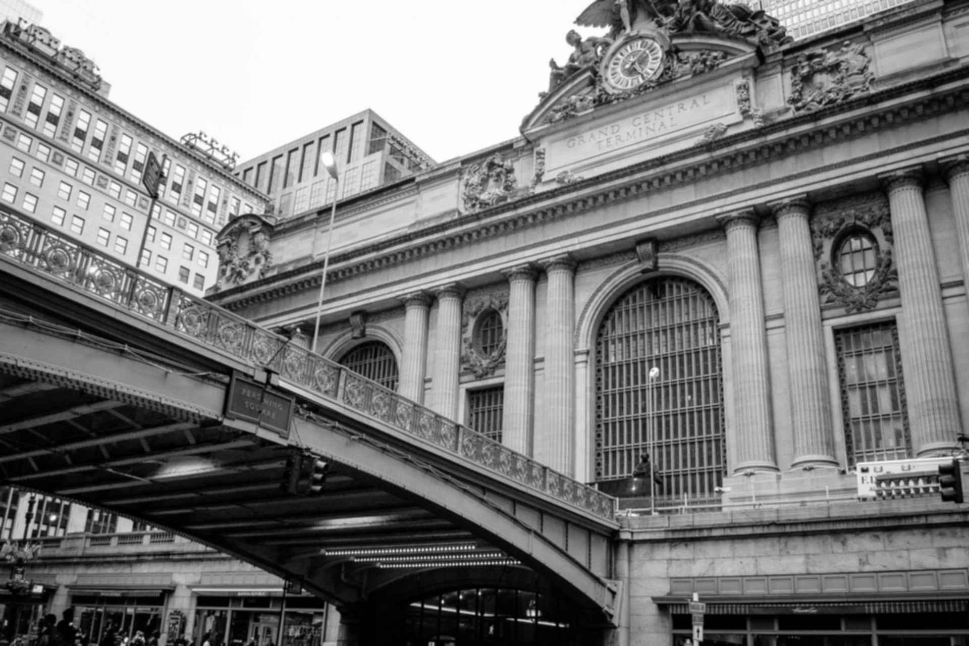Grand Central Terminal Exterior Modlar Com