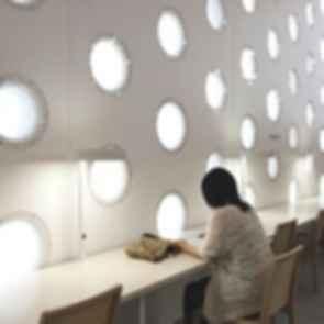 Kanazawa Umimirai Library - Interior