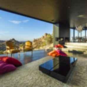 Black Desert House