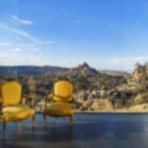 Black Desert House - interior