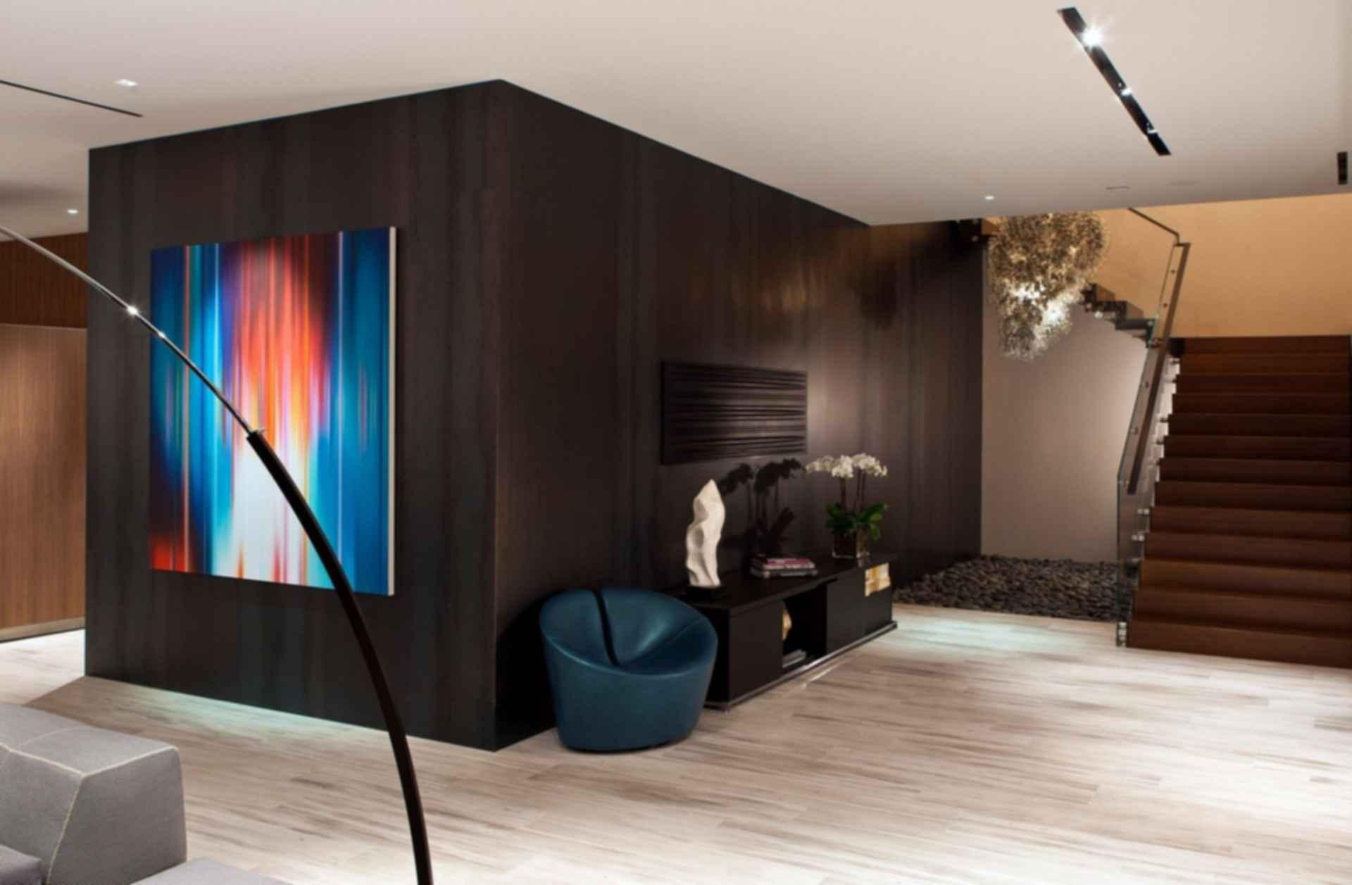 Tresarca House - Interior