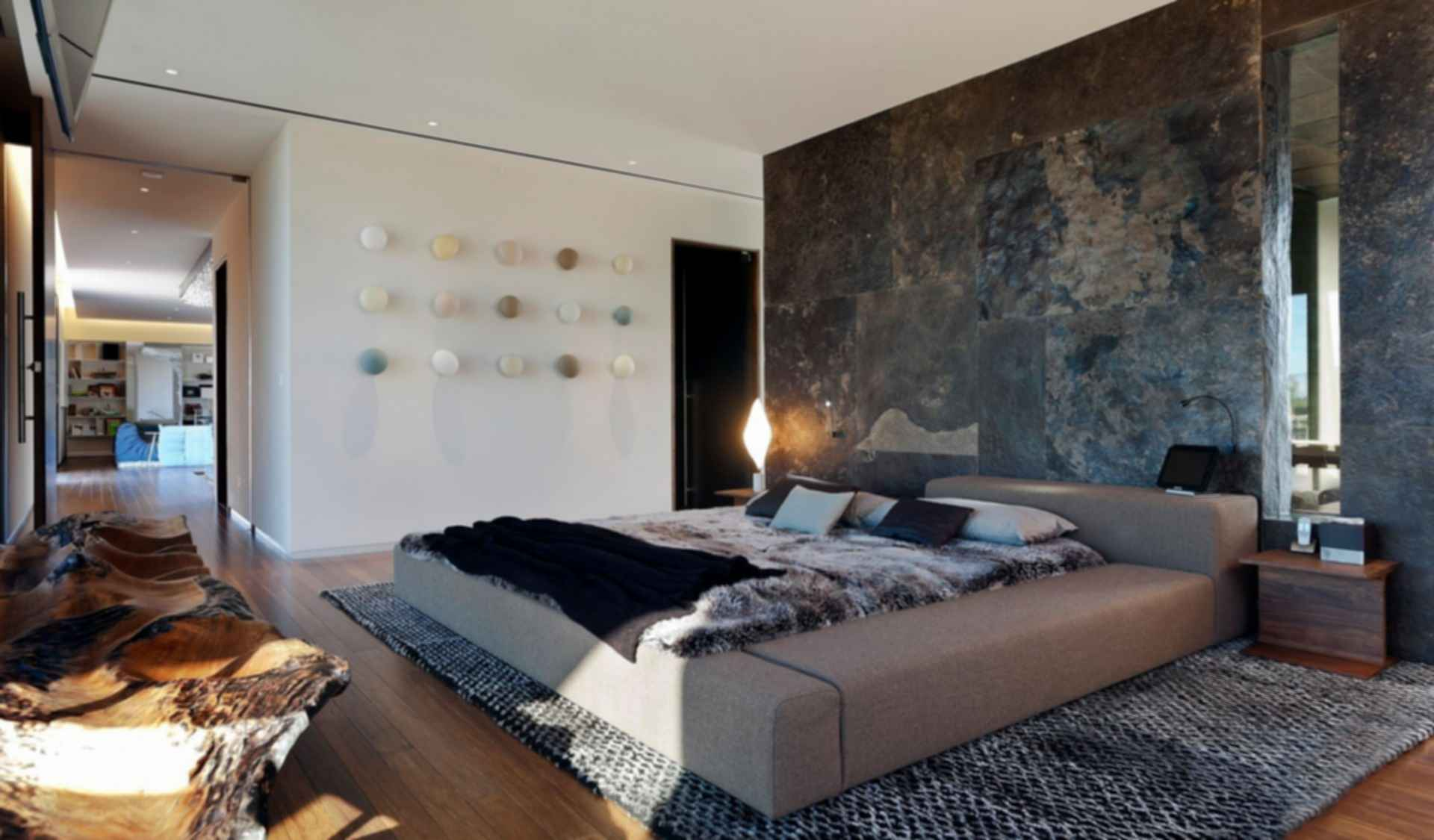 Tresarca House - Bedroom